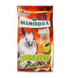 τροφη για κουνελια manitoba pet action pet shop