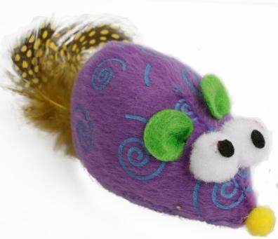 Pet Camelot - παιχνιδι γατας χρωματιστα ποντικια pet shop online νεα ιωνια