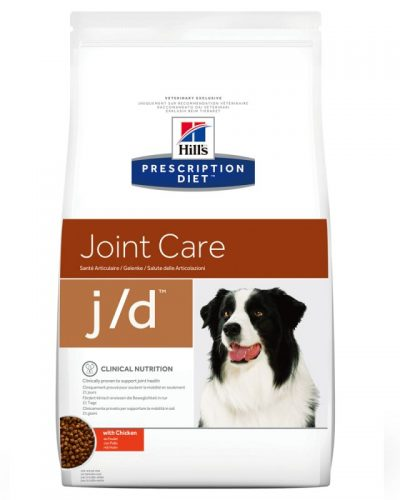 Hill's Prescription Diet Canine J/D pet shop online petaction