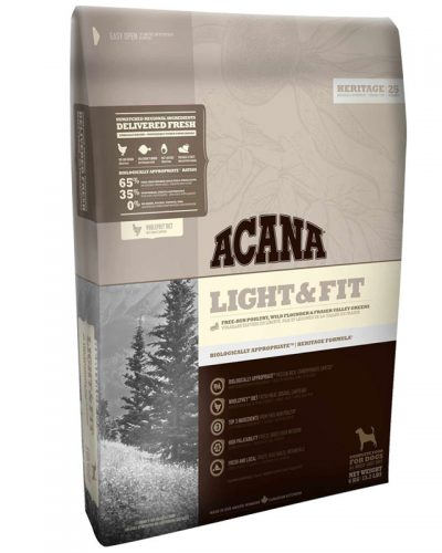 acana adult light dog pet shop online
