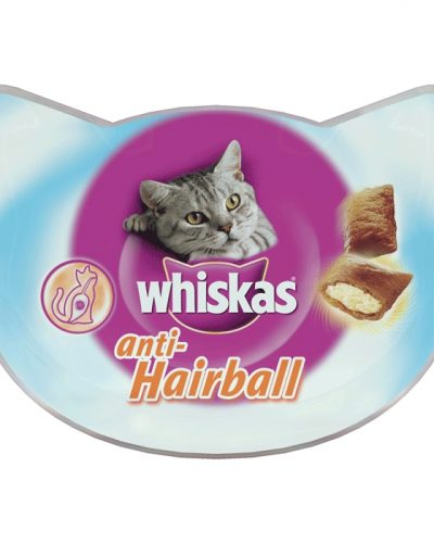 whiskas snack anti hairball pet shop pet action νεα ιωνια