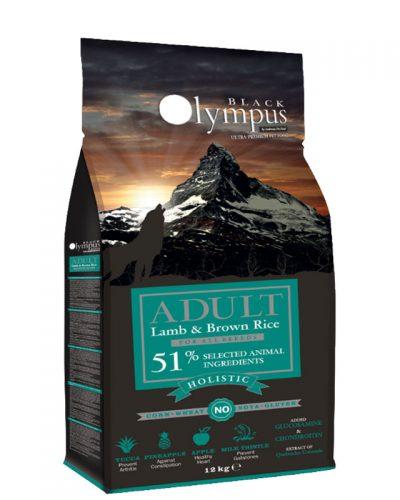 black olympus low grain adult αρνι pet shop online petaction