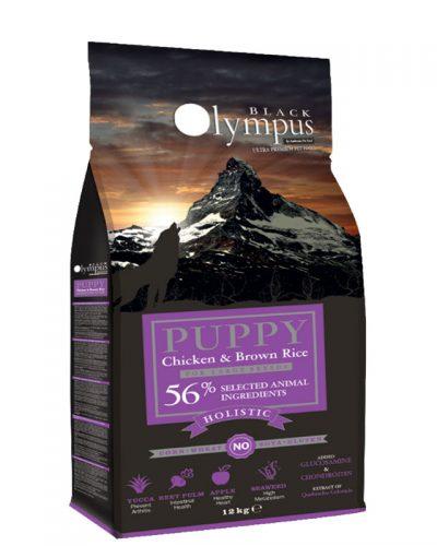 black olympus low grain puppy κοτοπουλο pet shop online petaction