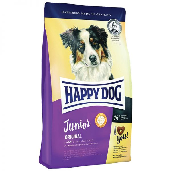 happy dog junior pet shop online