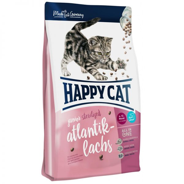 ξηρα τροφη happy cat junior sterilized pet shop online νεα ιωνια