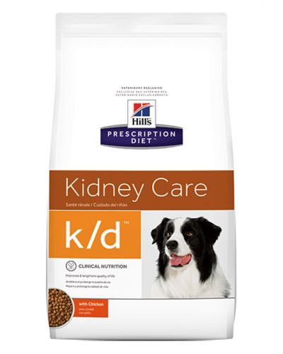 Hill's Prescription Diet Canine K/D pet shop online petaction