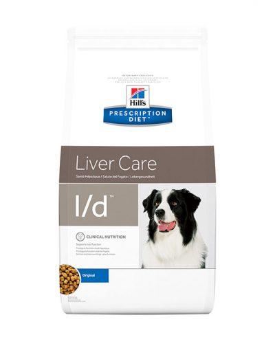 Hill's Prescription Diet Canine L/D pet shop online petaction