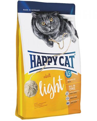 ξηρα τροφη happy cat adult light pet shop online νεα ιωνια