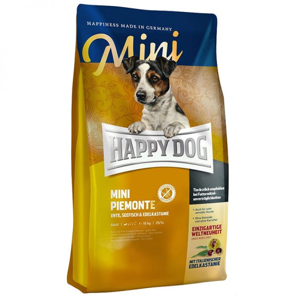 happy dog mini piemonte pet shop online