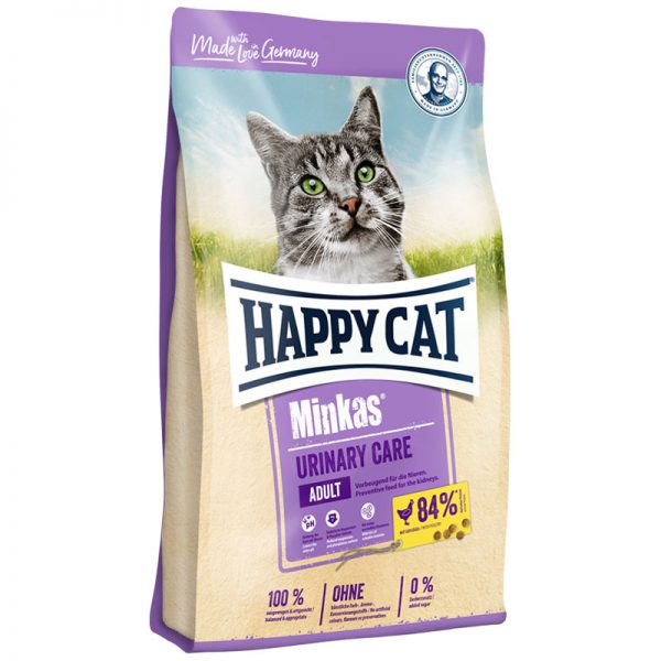 ξηρα τροφη happy cat minkas urinary care pet shop online νεα ιωνια