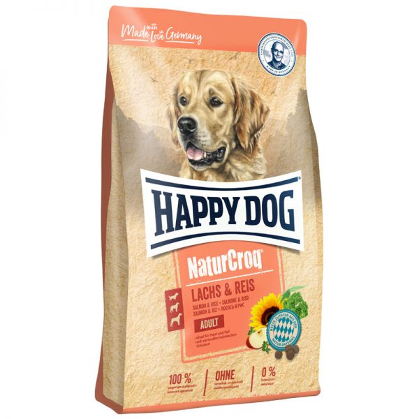 happy dog adult salmon pet shop online