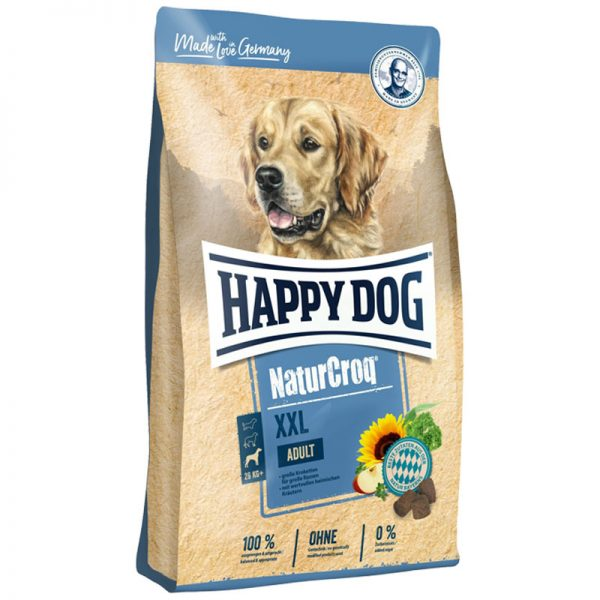 happy dog naturcroq xxl pet shop online petaction