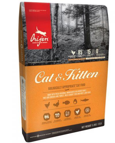 ξηρα τροφη origen cat and kitten for cats pet shop online νεα ιωνια