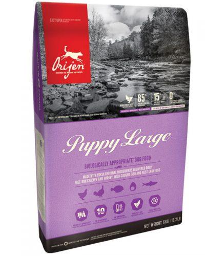 ξηρα τροφη origen puppy large for dogs pet shop online νεα ιωνια
