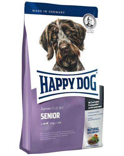 happy dog senior adult pet shop online