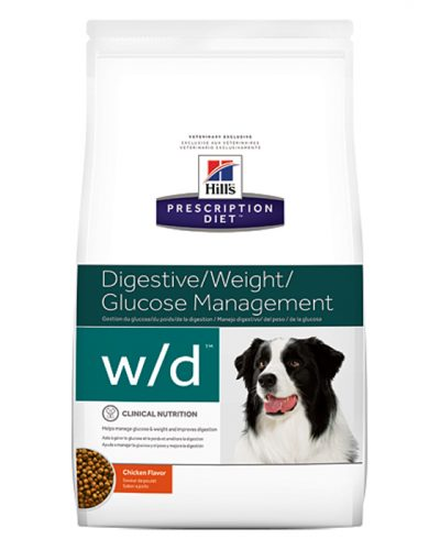 Hill's Prescription Diet Canine W/D pet shop online petaction