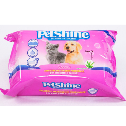 μαντηλακια passiom Petshine pet action pet shop