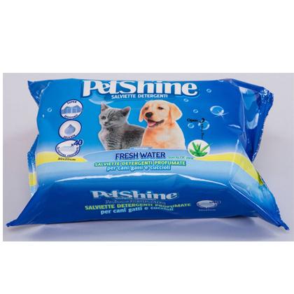 Μαντηλακια Fresh water Petshine, pet shop online νεα ιωνια