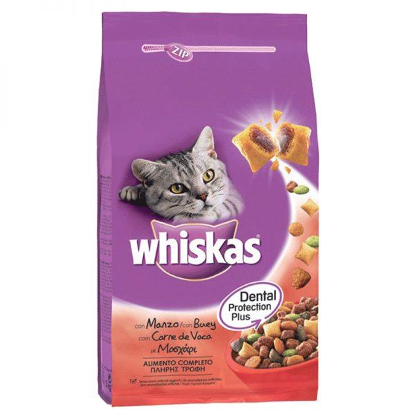 whiskas dental protection plus pet shop online νεα ιωνια
