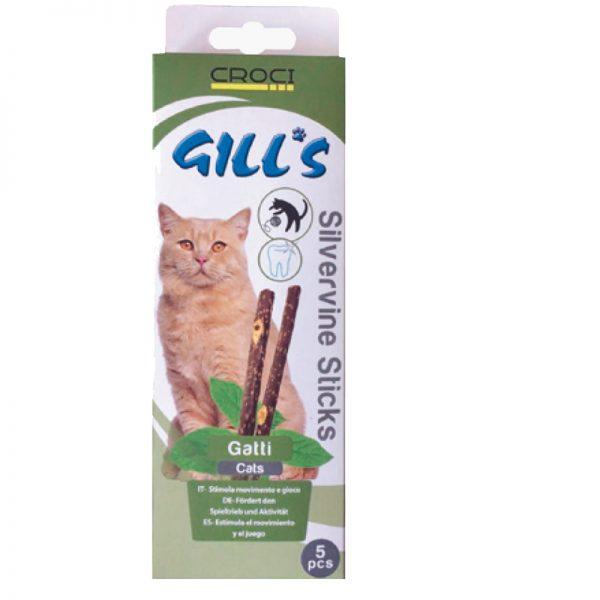 gill's cat dental sticks pet action pet shop
