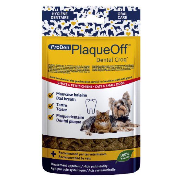 proden plaque off dental croq pet shop online