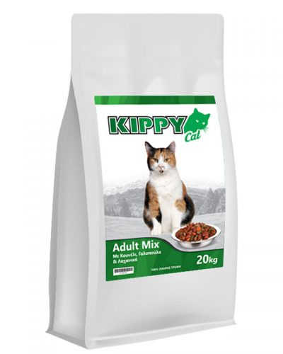 kippy cat adult mix κουνελι γαλοπουλα λαχανικα pet shop online νεα ιωνια
