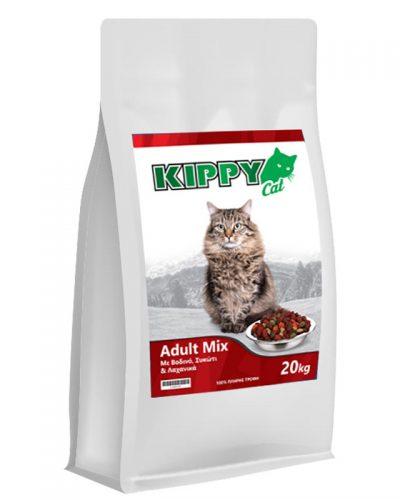 kippy cat adult mix pet shop online νεα ιωνια