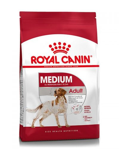 royal canin medium adult online pet shop petaction