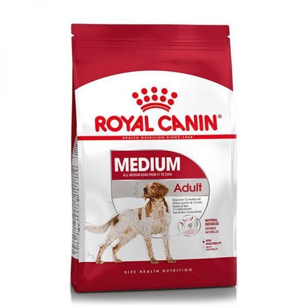 royal canin medium adult online pet shop petaction