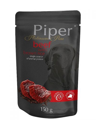 piper platinum βοδινο pet shop petaction