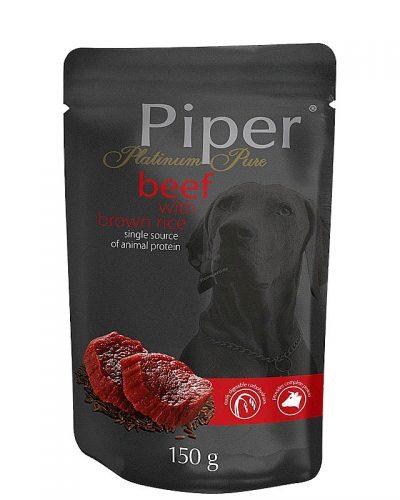 piper platinum βοδινο pet shop petaction