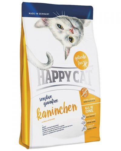 happy cat sensitive κουνελι grain and gluten free pet shop pet action νεα ιωνια