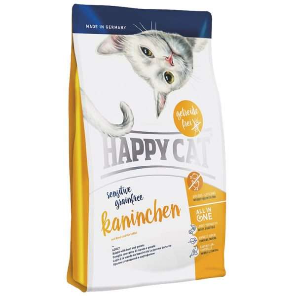 happy cat sensitive κουνελι grain and gluten free pet shop pet action νεα ιωνια