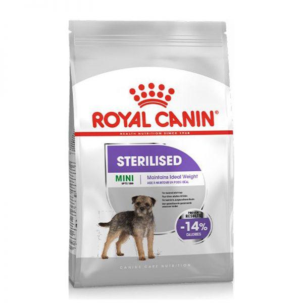 royal canin sterilised mini pet action νεα ιωνια
