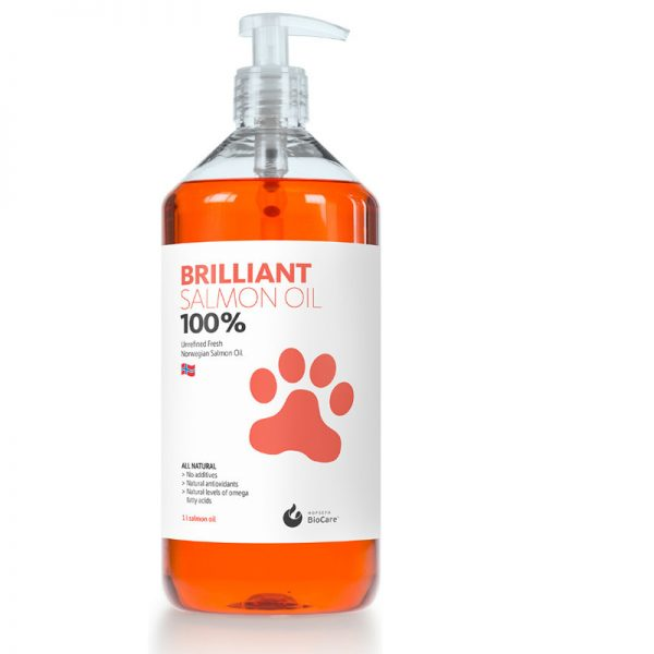 brilliant salmon oil pet shop online νεα ιωνια