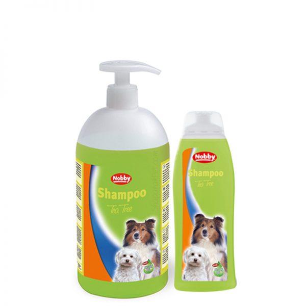 nobby shampo σκυλων tea tree pet shop online νεα ιωνια