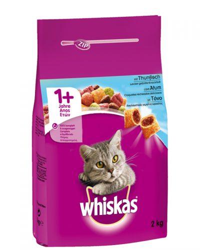 whiskas with tuna 2 kg pet shop online νεα ιωνια
