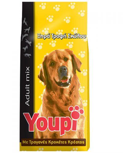 Ξηρα τροφη youpi adult mix pet shop online νεα ιωνια