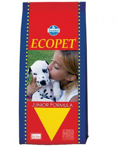 eco pet junior formula pet shop online νεα ιωνια