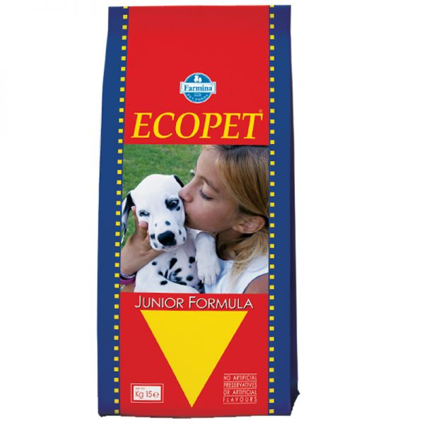 eco pet junior formula pet shop online νεα ιωνια