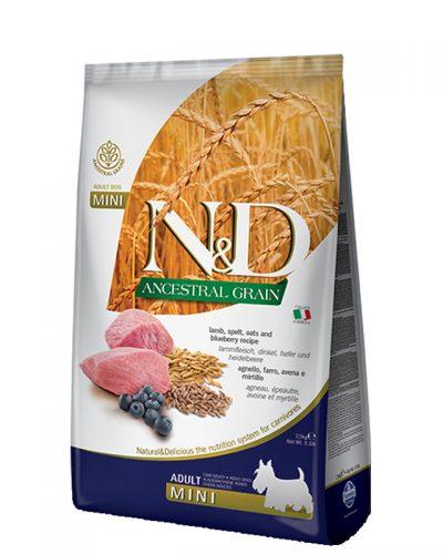 nd ancestral grain mini adult dogs pet shop online νεα ιωνια