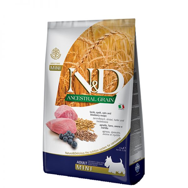 nd ancestral grain mini adult dogs pet shop online νεα ιωνια