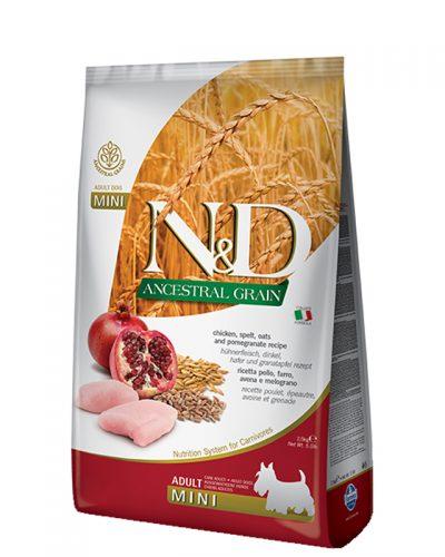 nd ancestral grain adult mini dogs pet shop online νεα ιωνια