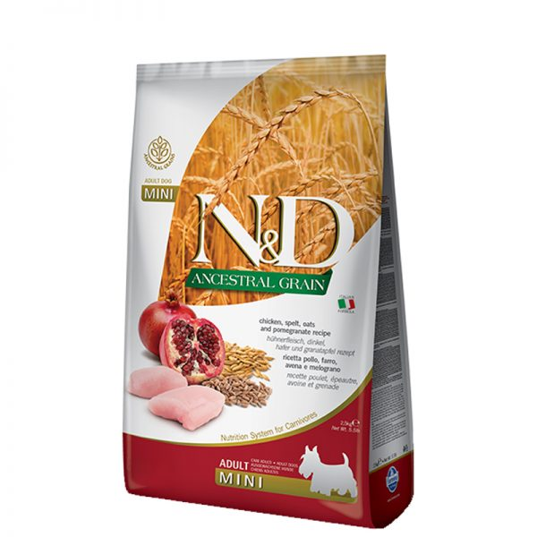 nd ancestral grain adult mini dogs pet shop online νεα ιωνια