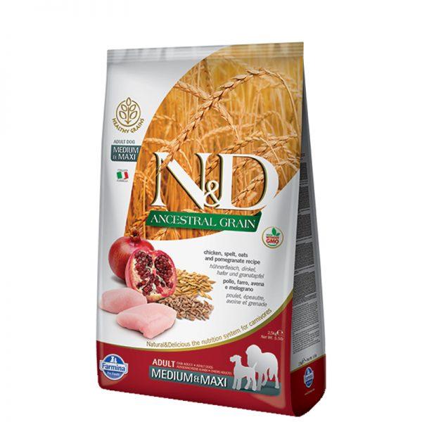 nd ancestral grain adult dogs pet shop online νεα ιωνια