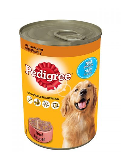 pedigree pate 400gr pet action pet shop