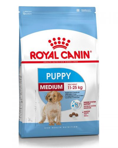 royal canin puppy medium pet shop online νεα ιωνια