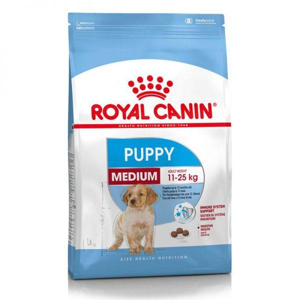royal canin puppy medium pet shop online νεα ιωνια