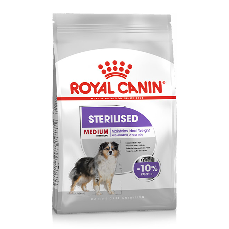 Royal Canin – Medium Sterilized 10kg