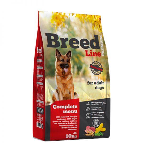 breed line premium 10 kg pet action νεα ιωνια